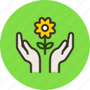 bio, eco, ecology, environment, green, growth, nature, plant icon