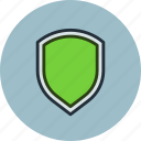 defense, firewall, guard, protect, protection, security, shield icon