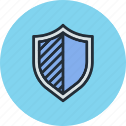 antivirus, defense, firewall, guard, protection, secure, security, shield icon