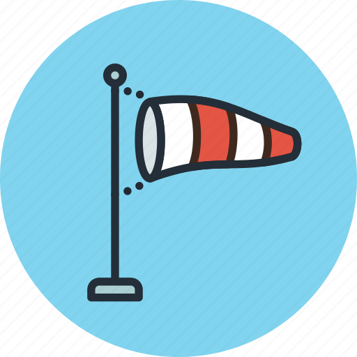 Airflow, anemometer, direction, forecast, weather, wind icon - Download on Iconfinder