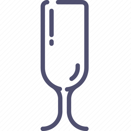 champagne, drink, food, glass, goblet, soda, sparkling, wineglass icon