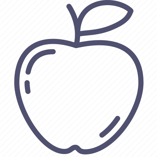 Apple, food, fruit icon - Download on Iconfinder
