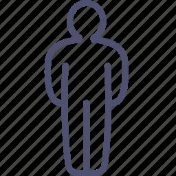 human, man icon