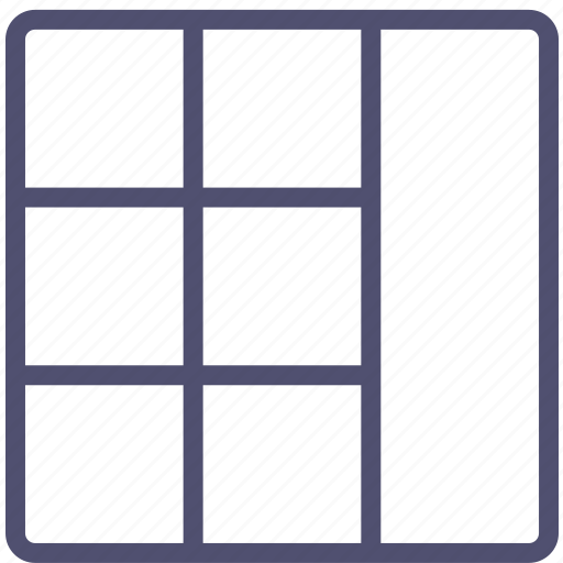 Grid, layout icon - Download on Iconfinder on Iconfinder