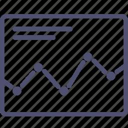 analytics, charts, diagram, grid, layout, statistics, stats, wireframe icon