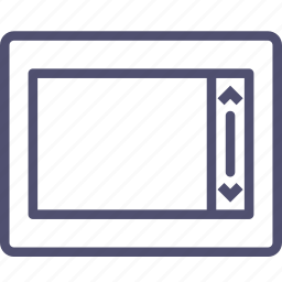 grid, iframe, layout, wireframe icon