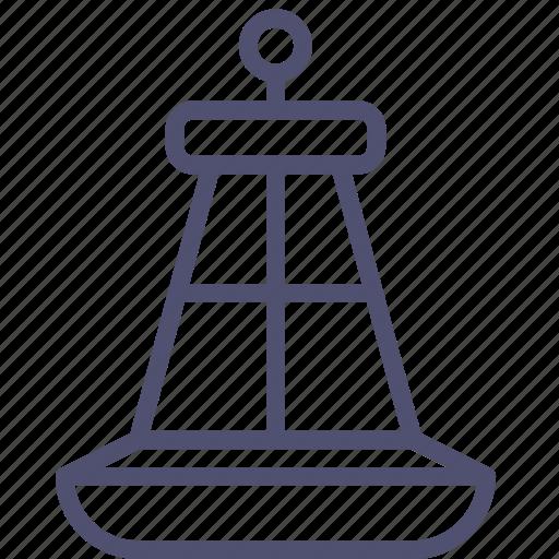 Buoy, marine, nautical icon - Download on Iconfinder