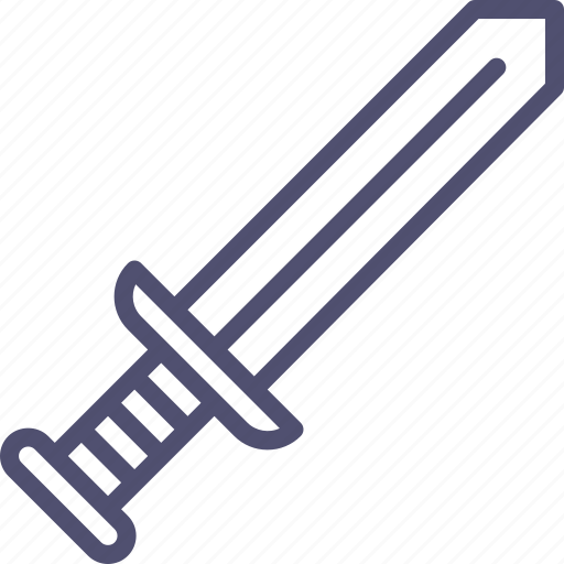 Sword, war, weapon icon - Download on Iconfinder