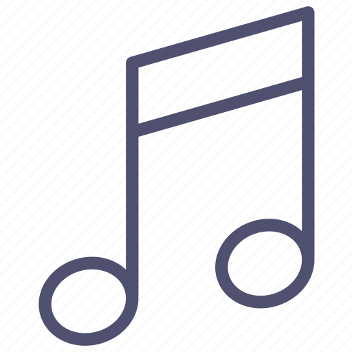 key, music, note, song, tone icon