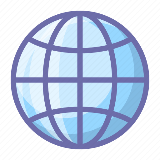 Earth, globe, web icon - Download on Iconfinder