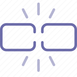 chain, connection, link icon