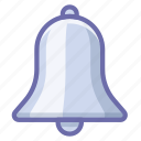 alarm, bell icon