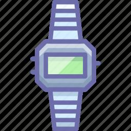 clock, watch, wrist icon