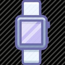apple, watch, wrist icon