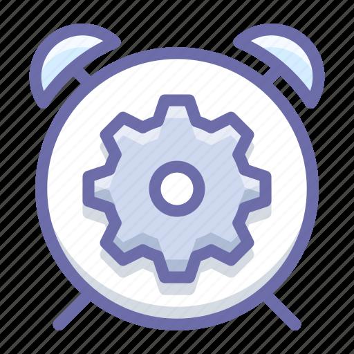 alarm, clock, control icon
