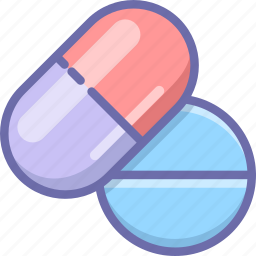pills, tablets icon