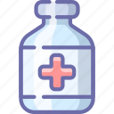antidote, medical, tablets icon