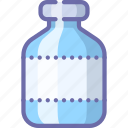 bottle, drug icon