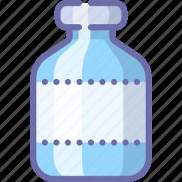 bottle, drug icon