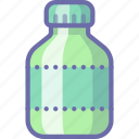 bottle, flask icon