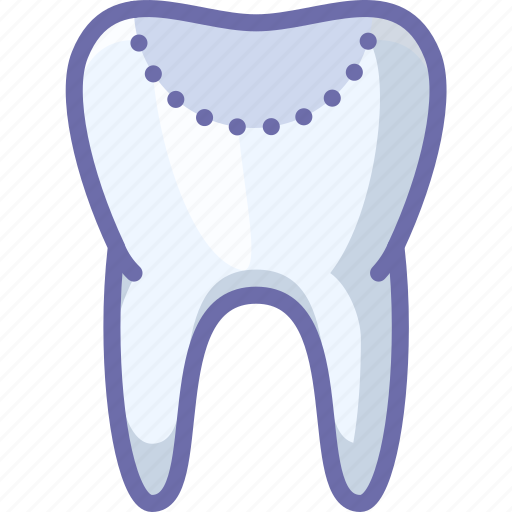 filling, tooth icon