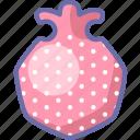 berry, food, fruit, granate, pomegranate icon