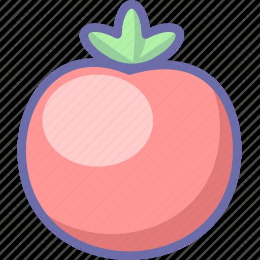 food, tomato icon