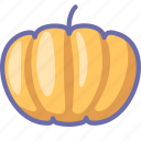 food, pumpkin icon