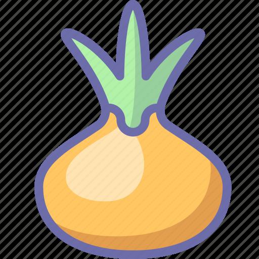 food, onion icon