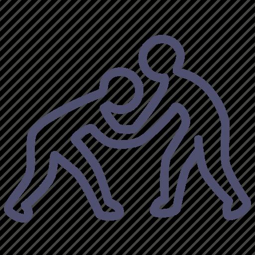 club, competition, fight, fighting, games, human, judo, kadochnikov, karate, olympic, play, sambo, sport, taekwondo icon