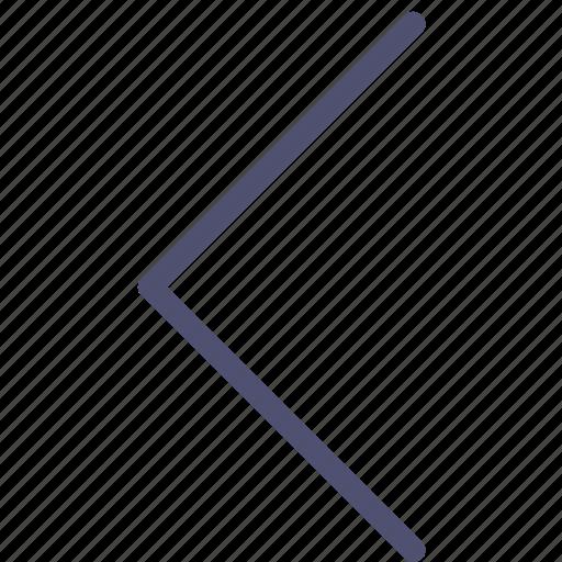 arrow, home, left, prev, previous icon