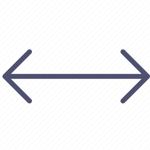 arrow, horizontal, left, move, right, scale, transform icon