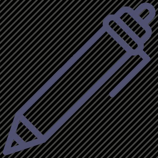 pen, tool icon