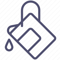 bucket, color, fill, tool icon