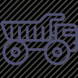 belaz, coal, diesel, engine, equipment, industrial, king, motor, truck icon