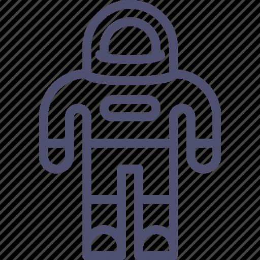 astronaut, cosmo, cosmonaut, space, suit icon