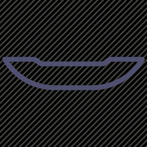 boat, kayak icon