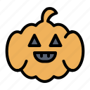 american, pumkin, usa icon