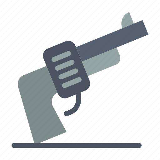 american, gun, hand, weapon icon