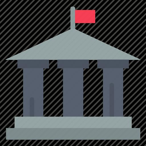 american, bank, flag, usa icon
