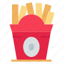 fastfood, food, frise, usa