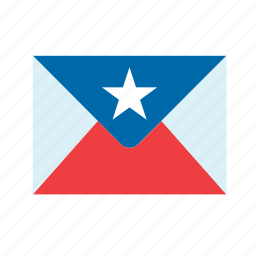 american, ballot box, elections, envelope, presidential, united states, vote icon