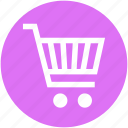cart, chopping trolley, shop, shopping, trolley