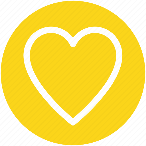 Heart, like, love, shape, sign icon - Download on Iconfinder