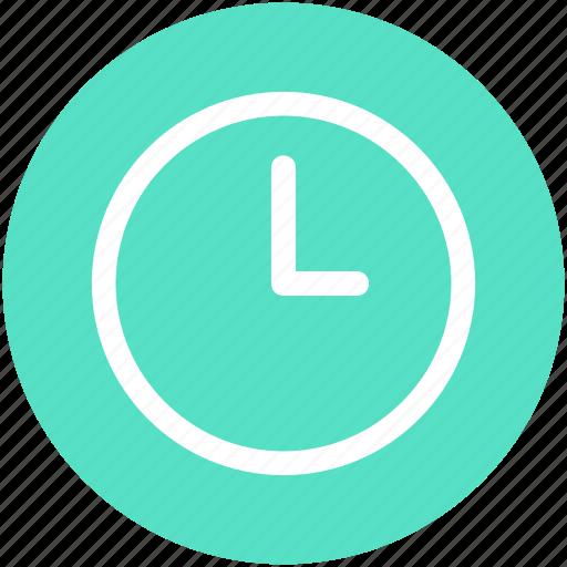 alarm, clock, timepiece, vintage, watch icon