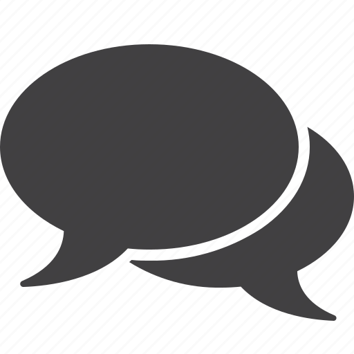 chat, comments, forum icon