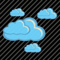 cloud, network, online, storage, web icon