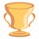 achievement, award, badge, cup, winner icon