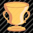cup, achievement, award, badge, winner