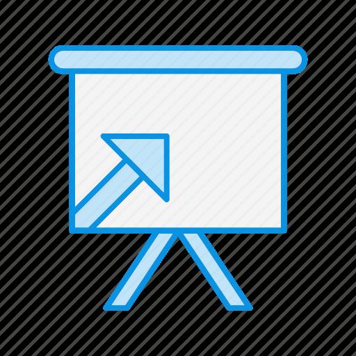 analytics, chart, graph icon